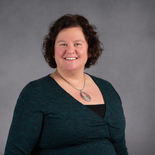 Amy Taucher, MA, MS