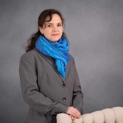 Lilian Contin, BA, MHP